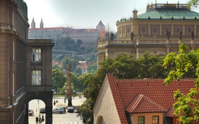 Prague Castle & Rudolfinum