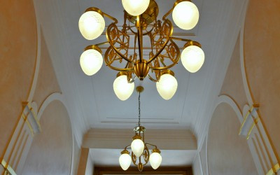 Art Nouveau Lighting