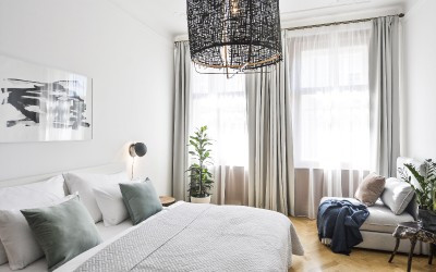 Second Bedroom | Tranquil Colors