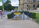 Rudolfinum | Prague Parking | Stairs to Garage