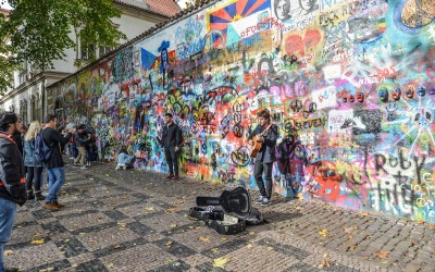 Lennon Wall | In the Immediate Vicinity