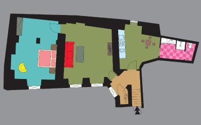 Calendula Floor Plan