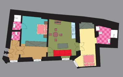 Neroli Floor Plan