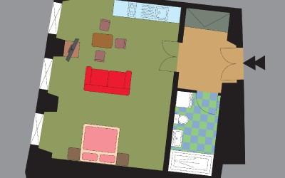 Lily Floor Plan