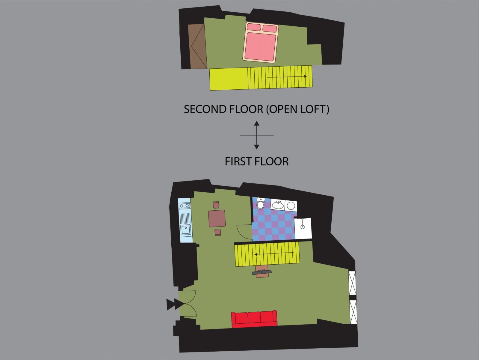 Begonia Floor Plan