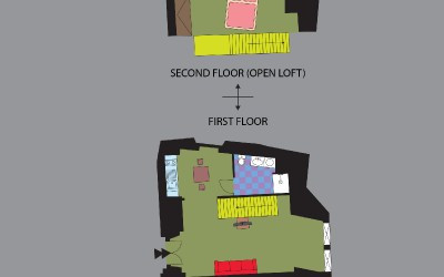 Begonia Floor Plan