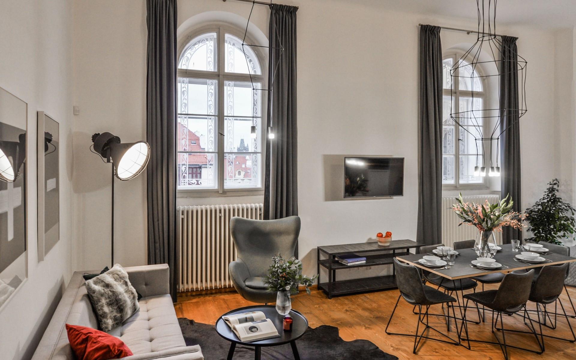 Апартамент Iris