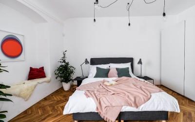 Wall Niche Seat, Bed, Wardrobe