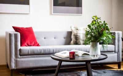 Apartment with Stylish Decor