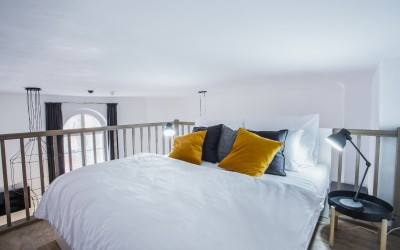 2nd Bed | Loft Bedroom