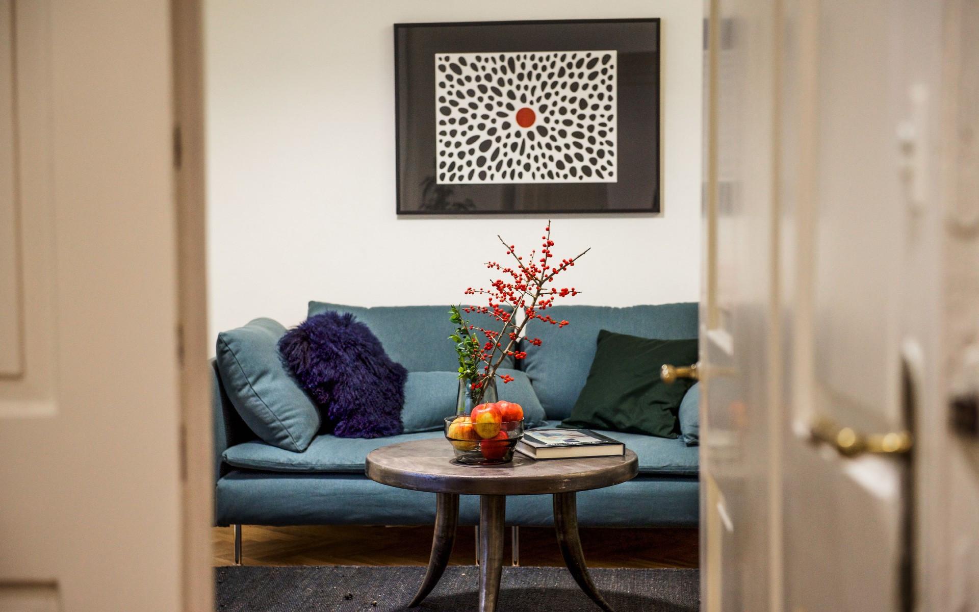 Апартамент Dahlia