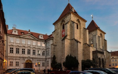 Lázeňská N°4 Baroque Palace & Gothic Church
