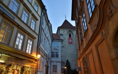 Lázeňská N°4 from Lázeňská Street