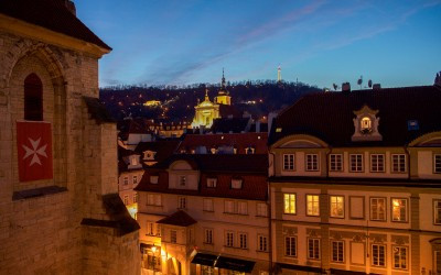 Night Magic, Mala Strana