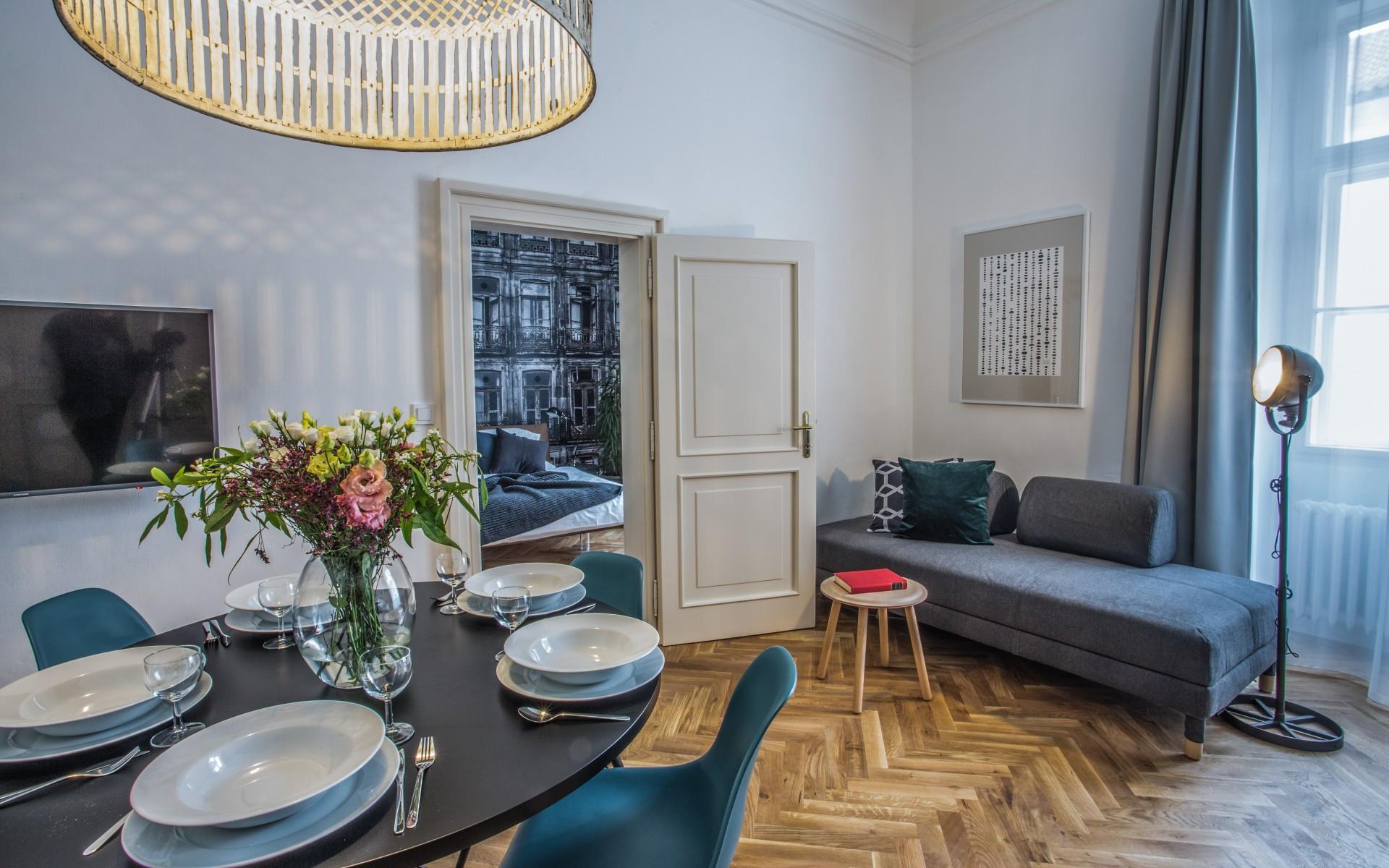 Apartmán Gladiolus