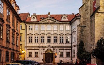 Бутик - резиденция Lázeňská N°4