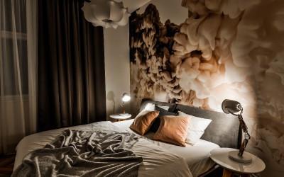 Ložnice | apartmán Graphite