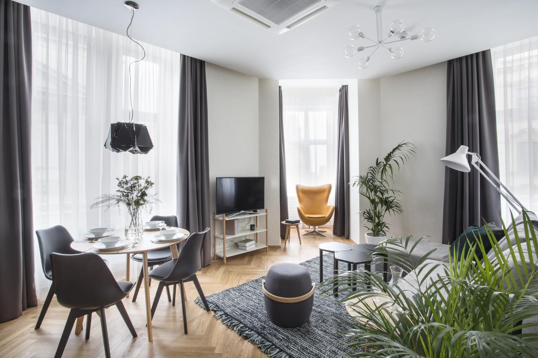 Apartmán Graphite