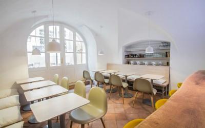 Lázeňská N°4 Onsite Cafe