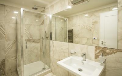 Tile Bathroom Detail