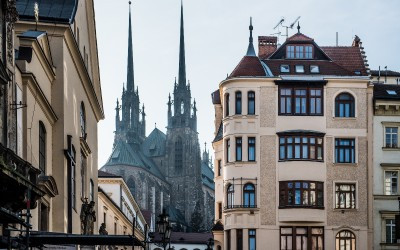 Brno Architecture