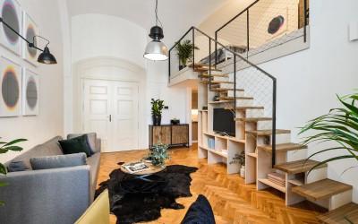 Stylish Loft Apartment
