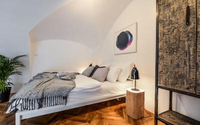 Separate Loft Bedroom