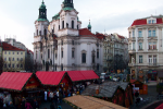 Old Town Square Christmas Market | Prague