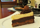 Mysak Sweet Shop | Prague | Chocolate Torte