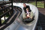 Bobsleigh Track Prague | Child-Friendly