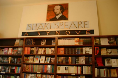 Shakespeare and Sons | Prague | Krymska Location