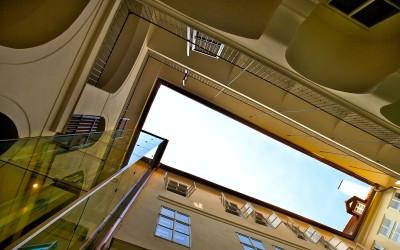 Classic Mala Strana Building