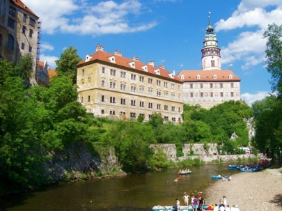 Cesky Krumlov | Castle in the Czech Republic