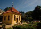 Franciscan Garden | New Town | Prague