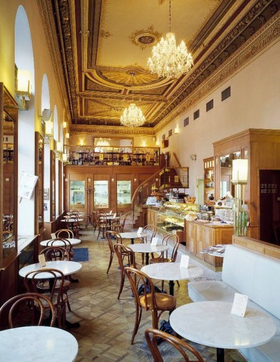 Cafe Savoy | Prague Cafes