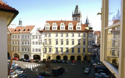 Pohled na Malé Náměstí