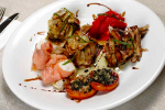 Dinitz Kosher Restaurant | Mixed Plate