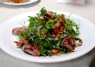 Dinitz Kosher Restaurant | Beef Salad