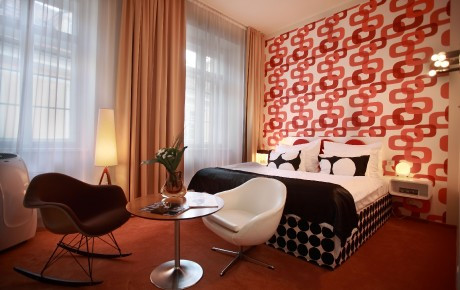 Hotel Sax | Prague Hotel | Interior