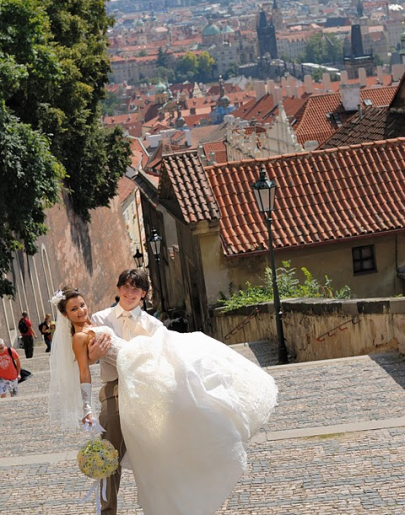 Cosmopolites' Wedding | Prague