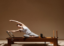 The Reformer Pilates Machine