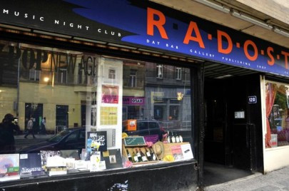 Radost FX - CD Shop & DVD Rental | Prague