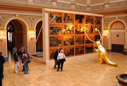 Rudolfinum Gallery | Prague