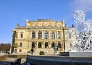 Rudolfinum Gallery | Concert Hall Entrance