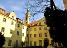 Klementinum | Courtyard and Tower