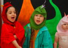 Neverland Art Preschool Prague | Performance