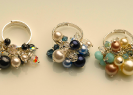 Eva Hill | Cluster Rings