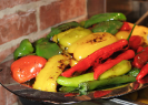 La Casa Argentina | Grilled Vegetables