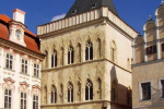 The Stone Bell House | City Gallery Prague