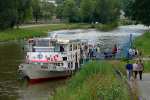 Boat to Prague Zoo | Prague for Children